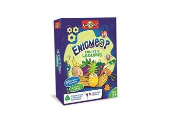Jeux de cartes Bioviva Jeu de cartes bioviva enigmes fruits et légumes
