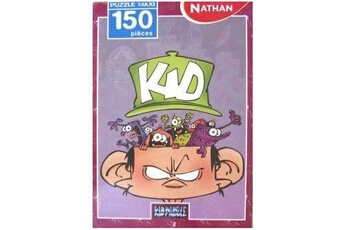 Puzzles Nathan Puzzle 150 pièces kidpaddle des blorks plein la tête nathan