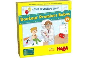 Eveil & doudou bio HABA Haba - mes premiers jeux ? Docteur premiers bobos