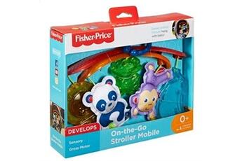 Eveil & doudou bio Fisher Price Nourisson Jouet d??veil fisher price mobile animaux rigolos