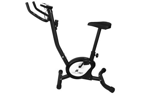 Vélo d'appartement cardio fitness écran lcd      noir