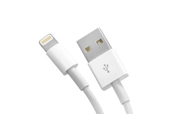 ADVANSIA Cable Chargeur Lightning Iphone 5 iPod iPad Mini