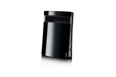 Radiateur électrique Supra Radiateur soufflant mobile noir 1800w chauffage d'appoint électrique lito01