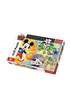Puzzles Imagin Puzzle mickey l'heure du sport - + 3 ans - 24 pièces maxi