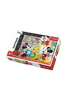 Puzzles Imagin Puzzle mickey le gâteau - + 3 ans - 30 pièces