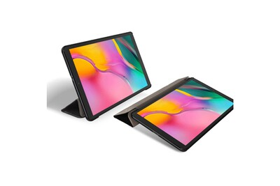 Étui samsung galaxy tab s4 10.5 fonction support origami gecko covers noir