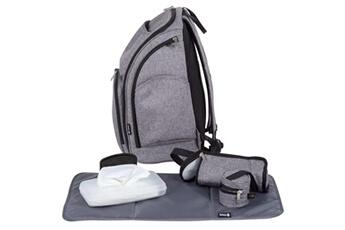 Sac à langer SAFETY 1ST Sac à dos à couches gris