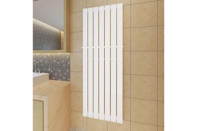 Radiateur électrique GENERIQUE Chauffage et climatisation famille port-au-prince porte-serviette 542mm + radiateur panneau blanc 542mm x 1500mm