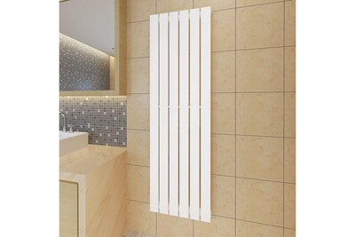 Radiateur électrique GENERIQUE Chauffage et climatisation collection saint-domingue panneau de chauffage blanc 465 mm x 1500 mm