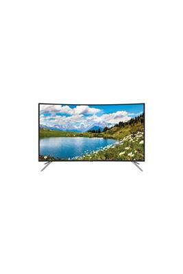 tv led continental edison continental edison tv led incurvee 4 k uhd 55 140 cm resolution