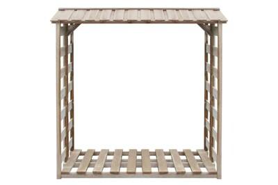 Outil pour couper et débiter le bois GENERIQUE Icaverne - sacs et paniers à bûches magnifique abri de stockage à bois de chauffage 150x100x176cm pin imprégné