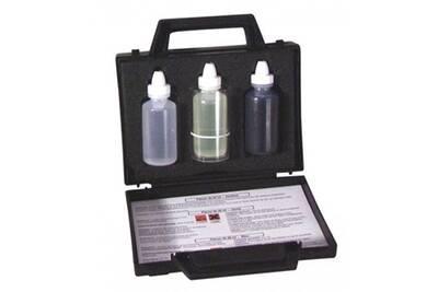 Accessoires chauffage central Diff Coffret contrôle dureté de l'eau - coffret analyseur th test