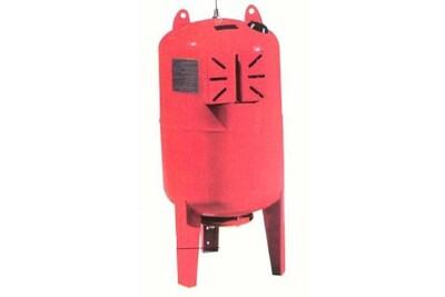 Accessoires chauffage central Jetly Réservoir pression à vessie interchangeable vertical 10 bars - capacité 100 litres - hauteur 930 mm - diamètre du réservoir 450 mm