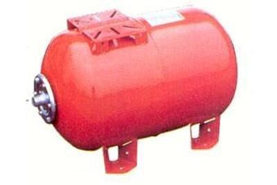 Accessoires chauffage central Jetly Réservoir pression à vessie interchangeable horizontal 10 bars - capacité de 60 litres - l : 680 mm - h : 415 mm