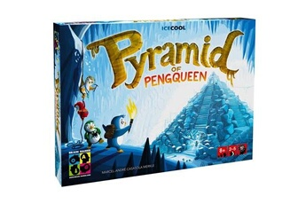 Jeux en famille Brain Games Jeu de déduction brain games pyramid of penqueen