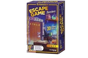 Jeux en famille Dujardin Jeu de stratégie dujardin escape game extension sorciers