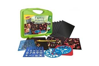 Autres jeux créatifs Joustra Malette joustra cartes à grater