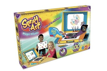 Autres jeux créatifs Goliath Kit créatif goliath sprazy magic studio