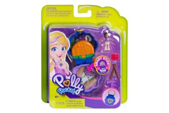 Figurines personnages Polly Pocket Playset polly pocket shani camping aventure