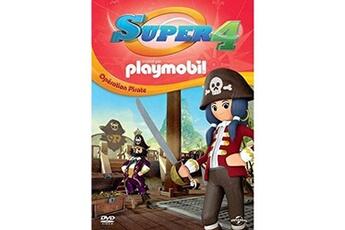 Playmobil Cyril Adam (réalisateur), Arnaud Bouron (réalisateur) Classé: Tous Publics Format : Dvd Super 4 (inspiré par playmobil) - 4 - opération pirate