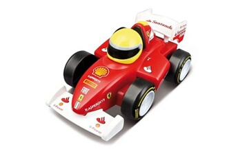 Circuits de voitures Bb Junior Véhicule bb junior ferrari touch & go f2012 rouge