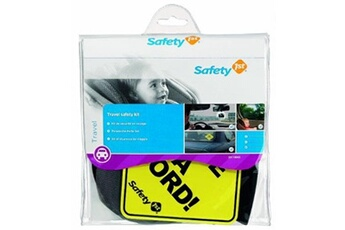 Accessoires pour la voiture Safety First Kit de sécurité auto safety first on the go