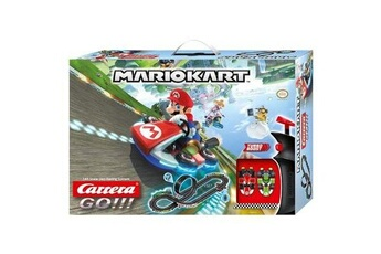 Circuits de voitures Carrera Kit de démarrage mario kart nintendo carrera go!!!