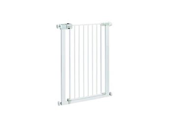 Barrière de sécurité bébé Safety First Barrière de protection safety first easy close metal extra tall blanc