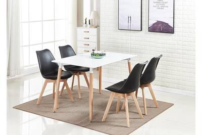 Ensemble Table Chaise P Amp N Home Ensemble Table Et 4 Chaises