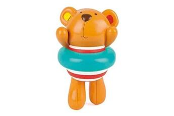 Jouet de bain Hape Jouet de bain hape petit ours et sa bouée