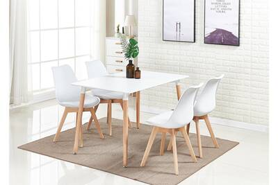 Ensemble Table Chaise P Amp N Home Ensemble Table Et 4 Chaises
