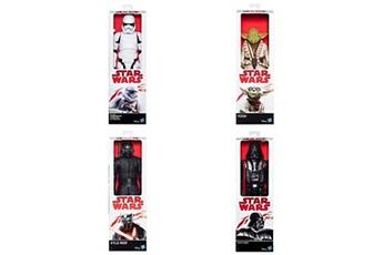 Accessoires de déguisement Star Wars Figurine articulée star wars 30 cm modèle aléatoire
