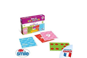 Jeux ludo éducatifs Les Maternelles Mon jeu des chiffres les maternelles