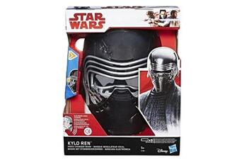 Accessoires de déguisement Star Wars Masque électronique star wars kylo ren