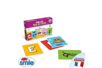 Jeux ludo éducatifs Les Maternelles Mon jeu des lettres les maternelles