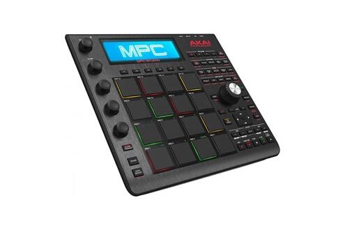 Akai mpc studio - workstations pro 16 pads 4 potentiomètres
