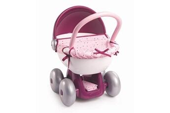 Accessoires de poupées SMOBY Baby nurse landau calin