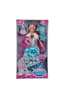 Poupées Simba Toys Simba toys 105733287 - steffi love princesse des glaces lumineuse