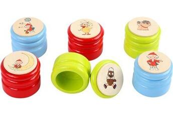 Jeux d'imitation SMALL FOOT Notre marchand de sable présentoir boîtes à dents de lait
