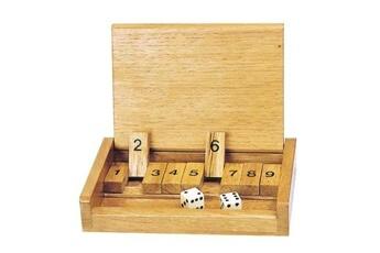 Autres jeux de construction GENERIQUE Shut the box