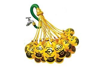 Accessoires pour maquette SPLASH TOYS Ballons à eau minions moi, moche et méchant bomb a-o / bunch-o-balloons splash toys