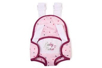 Accessoires de poupées SMOBY Porte bébé baby nurse smoby
