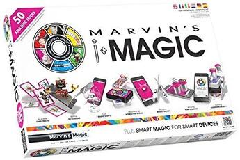 Jeux d'imitation Marvin's Magic Coffret spécial de magie en réalité augmentée 50 tours marvin's magic