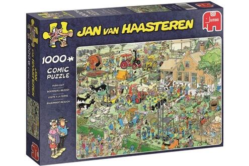 19063 - farm visit - jvh - 1000 pièces
