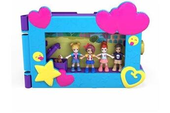 Peluches Funko Polly pocket say freeze jeu de poche de poche avec 4 figurines.