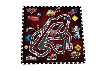 Véhicule à pédales Tatamiz Tapis puzzle cars 9 pièces mousse eva