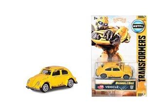 Tout pour la fête Majorette Dickie toys - 203111045 - transformers 6 - bumblebee voiture