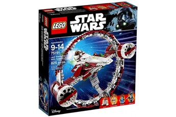 Lego Lego Star Wars Star warsT 75191 jedi starfighterT avec hyperdrive