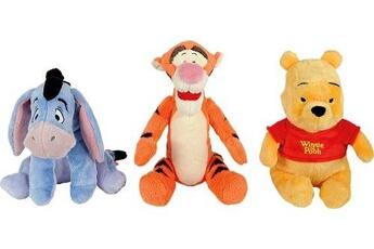 Accessoires pour maquette Disney Peluche winnie l'ourson disney 25 cm