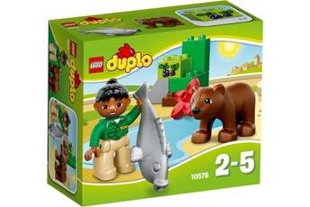 Lego Lego Duplo Ville 10576 le repas de l'ours brun